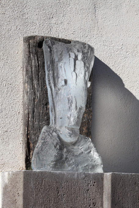 Verre Contemporain. Murmures - Yves Braun
