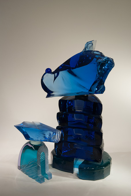 Verre Contemporain. Be Cool Petiot - Yves Braun